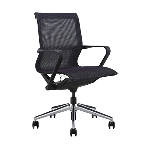 Empire Mesh Management Chair (Black) ()