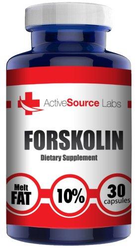 Forskolin Dietary Supplement 60 capsules