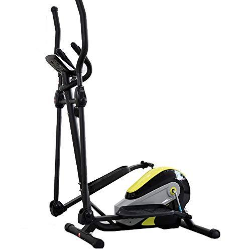 Crosstrainer, draagbaar, crosstrainer, cardio-workout, hometrainer, crosstraining, crosstraining, crosstrainer, machine.