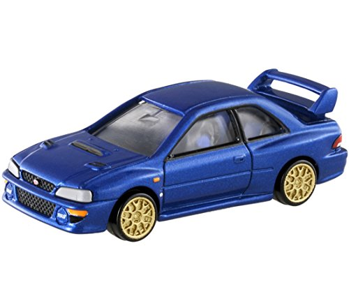 Japan Toy Car Model - Tomica Tomica premium 15 Subaru Impreza 22B-STi version *AF27*