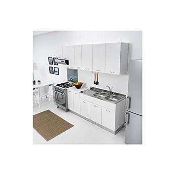Mueble armario para cocina de 80 x 50 cm. para fregadero. Inoxidable ...