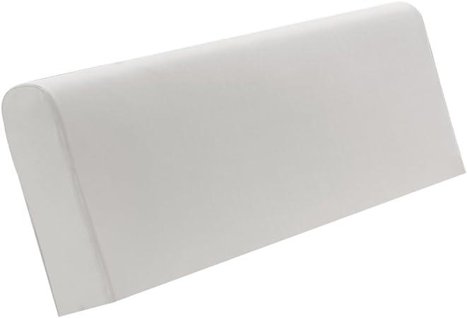 MagiDeal Protezione per Testata Testiera da Letto Fodera Copertura Elastica Antipolvere Rosa