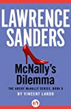 Front cover for the book McNally's Dilemma by Lawrence Sanders