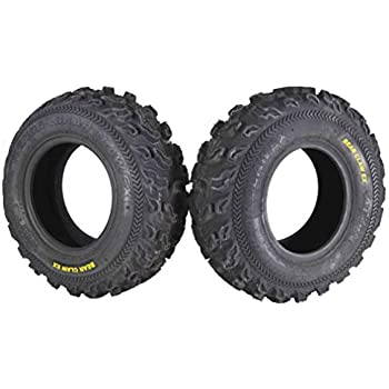 2 ATV Tires 6ply Pair of GBC Dirt Devil 22x8-10