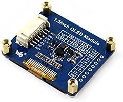 1 5inch OLED Display Module 128x128 16-bit Grey Level SPI
