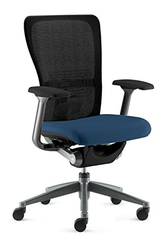 Zody Task Chair by Haworth: Basic Model - Fwd Tilt - Fixed A