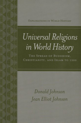 Universal Religions in World History: Buddhism, Christianity, and Islam (Explorations in World History)