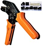 Best Automotive Wire Crimpers - SN-28B Dupont Ratcheting Crimper Tool 2.54mm 3.96mm Review