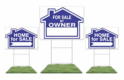 Sale Owner Directional Signs Stakes product image