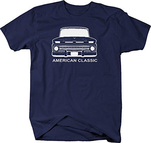 1960's Mens Shirt - American Classic C10 C20 Apache 1960-66 Tshirt - 2XL