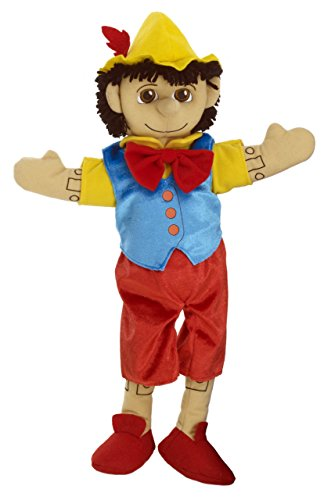 The Puppet Company - Time For Story - Pinocchio Hand Puppet [Toy] (Pinocchio Marionette)