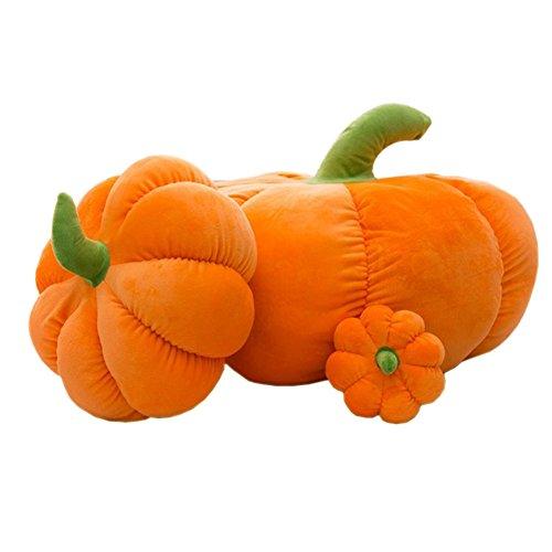 LifeWheel Halloween Kreative Stoffspielzeug Plüsch Kürbis Kissen Simulation Simulation Plüschtiere