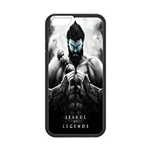 League Of Legends iPhone 6 4.7 Inch Cell Phone Case Black JN76K0KC
