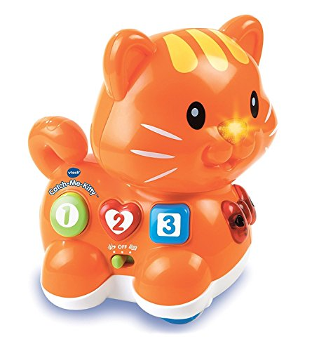 VTech Early Education Toy Catch-Me-Kitty Music Toys