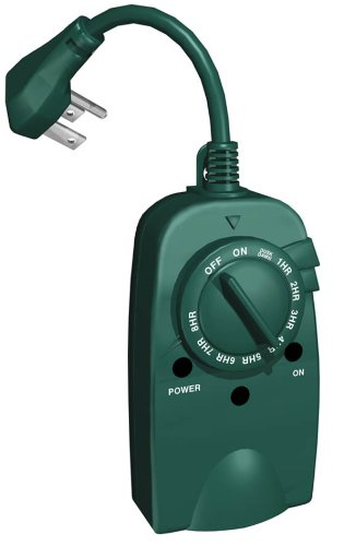 Westinghouse Time Capsules: Westinghouse 28451 Outdoor Photocell Timer With Single