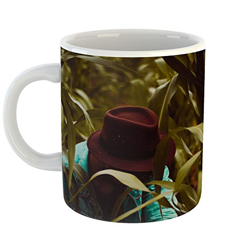 Westlake Art Look Style - 11oz Coffee Cup Mug - By Modern Picture Photography Artwork Home Office Birthday Gift - 11 Ounce (Cowboy Hats Near Me)
