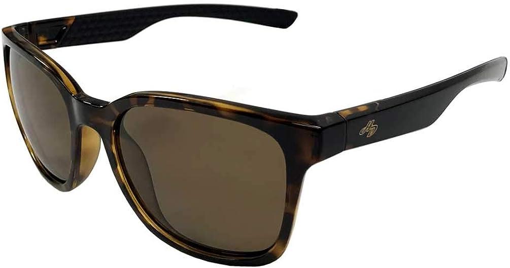 Harley-Davidson Women's Rebel Cat Eye Sunglasses, Tortoise Frame & Brown Lenses
