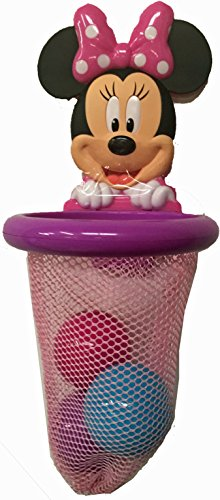 (Disney Minnie Mouse Bath Basketball Hoop)