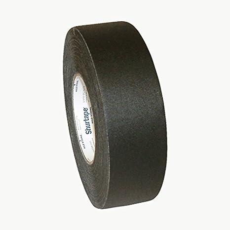 Shurtape PC-628 Industrial Grade Gaffers Tape: 2 in. x 60 yds. (Black)
