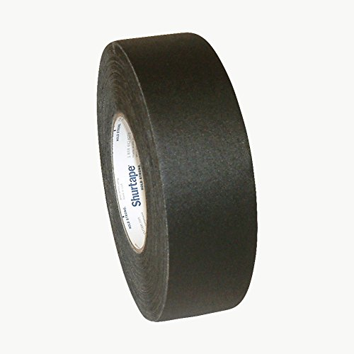 Shurtape PC-628/BLK260 P-628 Industrial Grade Gaffers Tape: 2'' x 55 yd. by Shurtape