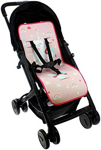 Colchoneta para silla paseo Unicornio: Amazon.es: Bebé