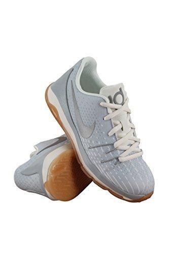 buy popular 505be 0695e Galleon - Nike Girls Kids KD 8 Running Shoe ~ Wolf Grey/Sail ...