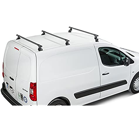 Cruz Citroën Berlingo Largo (II) (2009-to Fecha) Heavy Duty Barras ...
