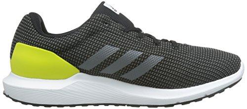 Adidas Mænds Kosmiske M, Sort / Grå / Gul / Hvid, 9,5 M Os