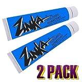 Zinka Colored Sunblock Zinc Nosecoat Bundle (Set of 2) - Blue