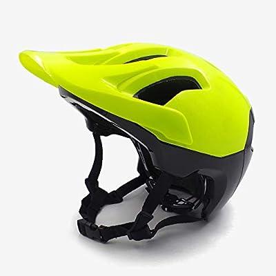 Casco de Ciclismo Casco de Bicicleta de montaña MTB Casco de ...