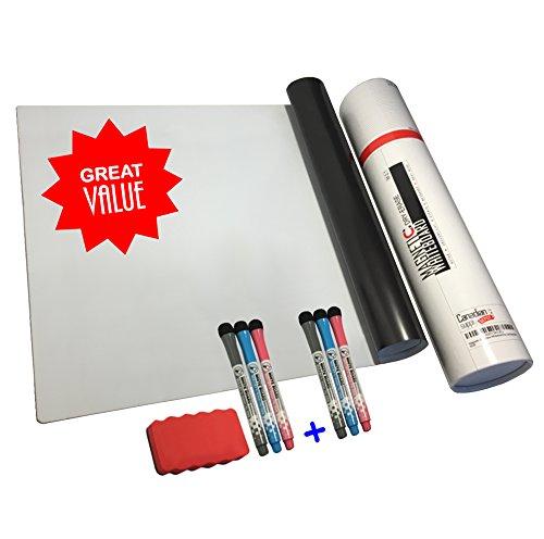 Magnetic Dry Erase Whiteboard Sheet For Fridge 20