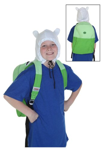 bioWorld Adventure Time Finn Hood Costume