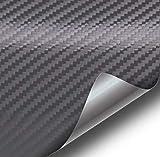 VViViD XPO Gunmetal Grey Carbon Fiber 5 Feet x 1