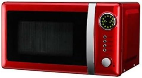 Microondas Colores Biolaper (Rojo): Amazon.es: Hogar