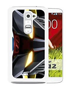 Hot Sale LG G2 Case,Mazinger Z White LG G2 Screen Phone Case Durable and Cool Design