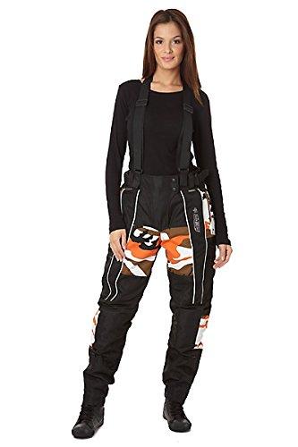 37b7be37481 Amazon.es  Zerimar KENROD Pantalón de Moto para Mujer