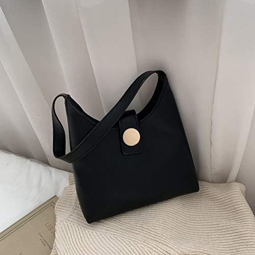 Mdsfe New Korean shoulder bag fashion simple messenger bag