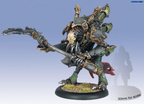 Privateer Press - Warmachine - Cryx: Lord Exhumator Scaverous Model Kit 3