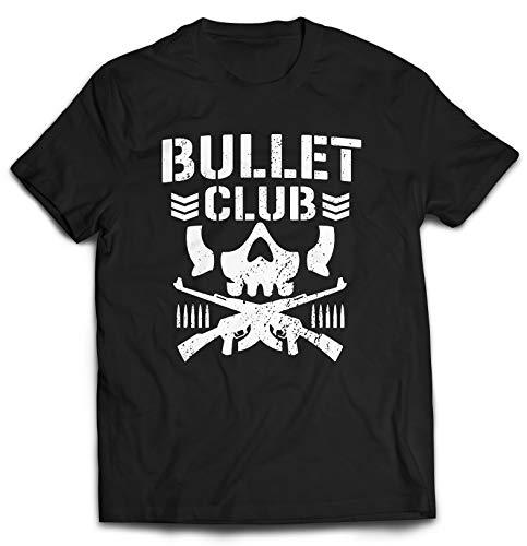Revel Shore Bullet Club T-Shirt,Black,Large