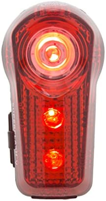 Planet Bike Superflash V Bike Tail Light, Red