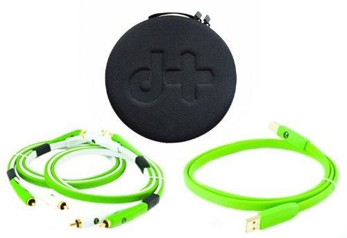 Oyaide D+ RCA Du0 Class B +Usb+cable BAG