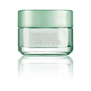 L'Oreal Paris Pure-Clay Purify and Mattify Mask 50 Milliliters