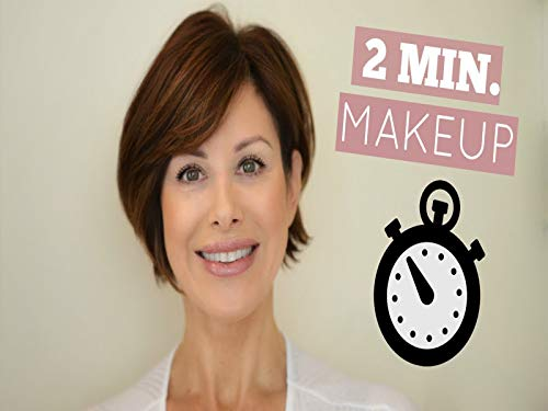 Out The Door In 2 Minutes Makeup Routine! -