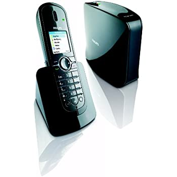 Philips VOIP841 PC-Free DECT 6.0 Wireles IP Phone