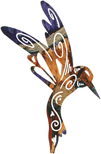 Thirstystone Magic Hummingbird Wall Art, 12-Inch (Wall Hanging Hummingbird)