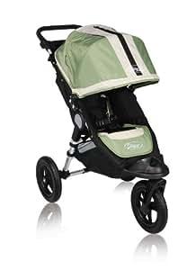 Amazon Com Baby Jogger City Elite Single Stroller Green
