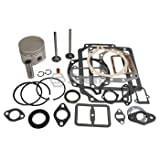 Stens 785-364 Overhaul Kit, Fits Kohler: K321, for 14 HP 0.01 oversize horizontal engines, Not compatible with greater than 10% ethanol fuel
