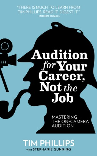 Books On Acting in Amazon Store - Audition for Your Career, Not the Job: Mastering the On-camera Audition