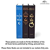 Juniper Books All Souls Trilogy Custom DUST Jackets