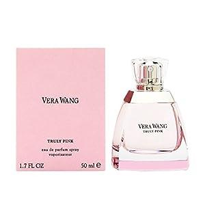 Vera Wang Truly Pink By Vera Wang For Women, Eau De Parfum Spray, 1.7-Ounce Bottle